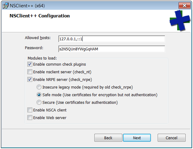 How to Install and Configure NSClient++ Nagios Agent on Windows System