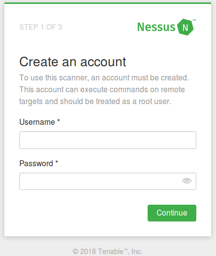 How to Install and Configure Nessus Scanner on Ubuntu 18 04