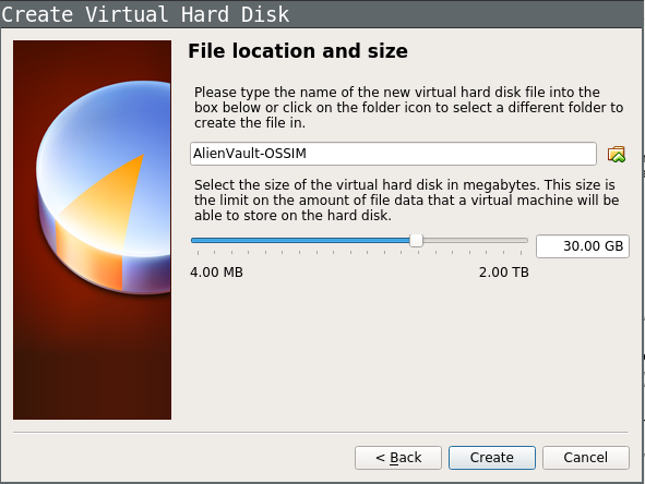How to install and configure AlienVault OSSIM 5.5 on VirtualBox