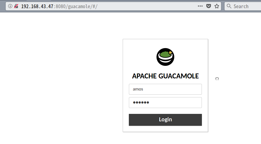 How to Setup Guacamole Web-based Remote Desktop Access Tool on