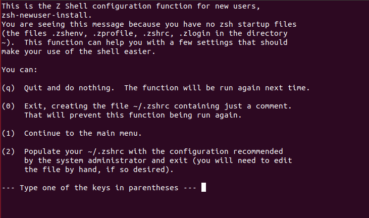 How to Install and Setup ZSH and Oh-My-Zsh on Ubuntu 18 04