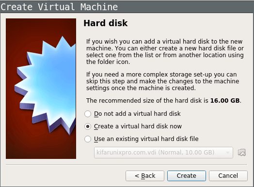install FreeBSD 12 on VirtualBox