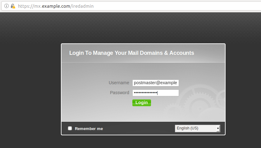 iredmail-admin-panel-login-page