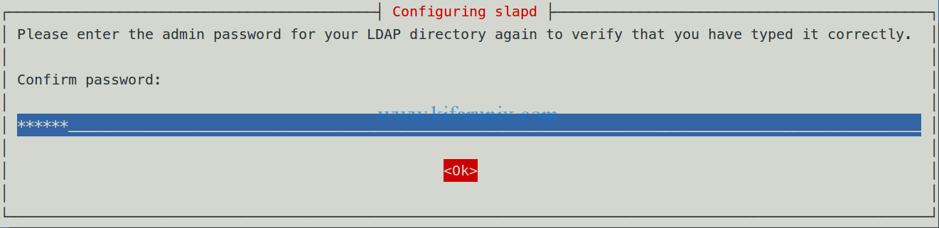 Install and Configure OpenLDAP Server on Debian 9 Stretch