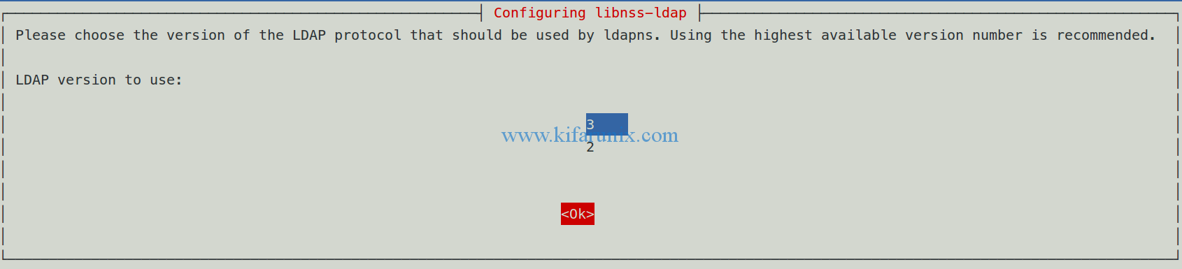 Configure OpenLDAP Client on Debian 9 Stretch - kifarunix com
