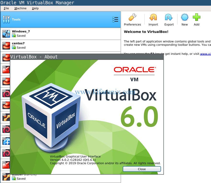 How to Upgrade VirtualBox 5 2 to VirtualBox 6 0 on Ubuntu 16 04
