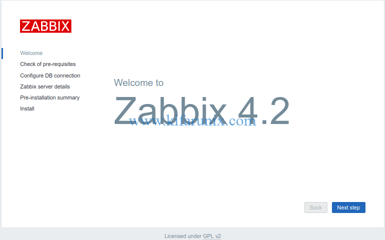 Install Zabbix 4.x from Sources on Debian 10 Buster