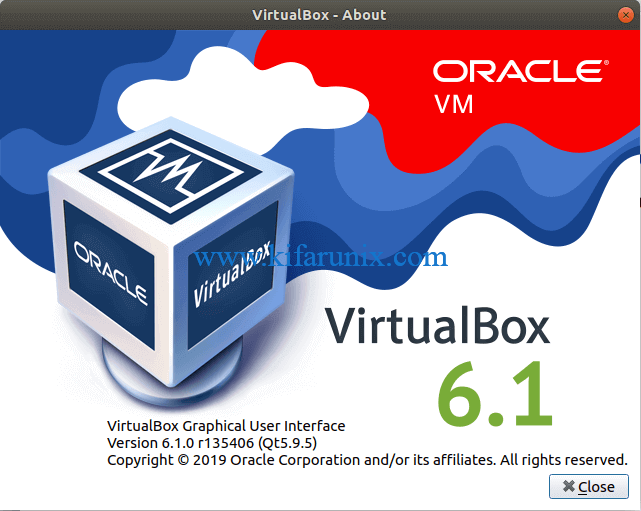 Install VirtualBox 6.1 on Ubuntu 18.04 Desktop