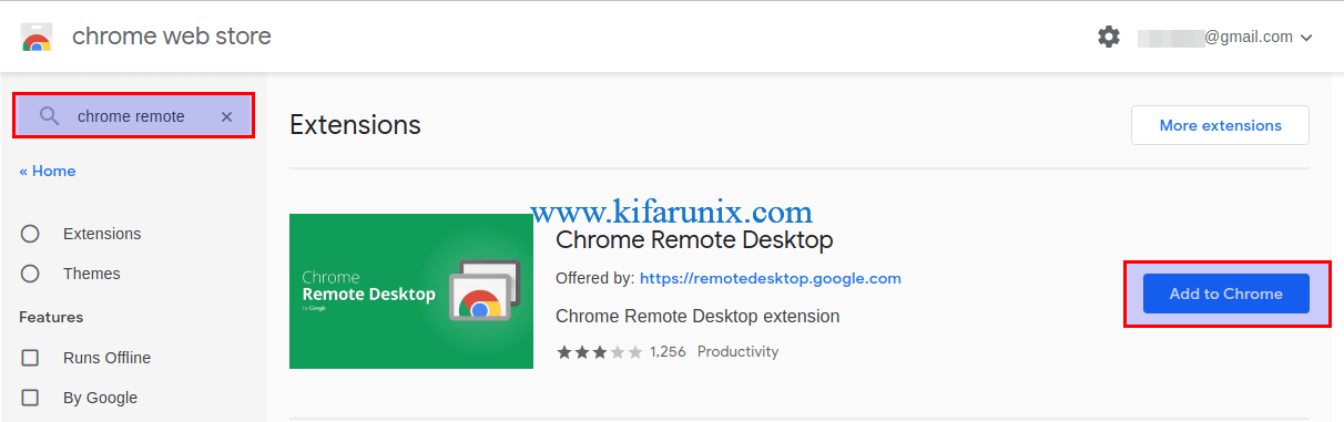 Install and Setup Chrome Remote Desktop on Ubuntu 20.04