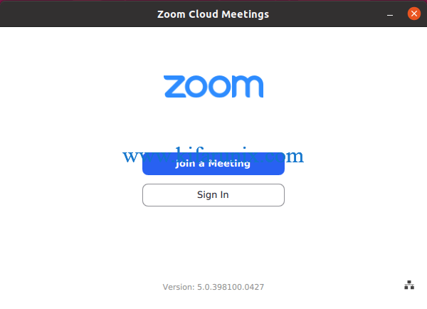 Install Zoom Client on Ubuntu 20.04