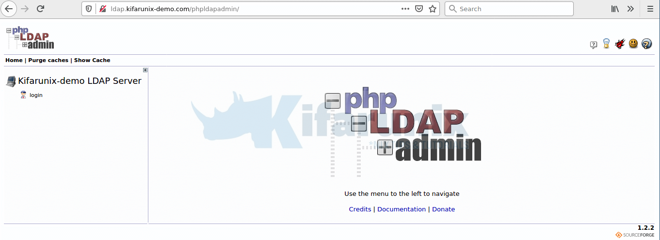Install and Setup phpLDAPadmin on Ubuntu 20.04