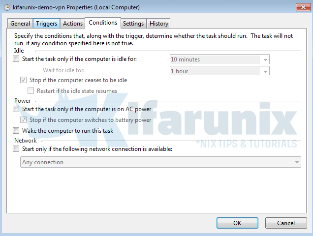 Configure OpenVPN to Prompt for Credentials on Logon on Windows Systems