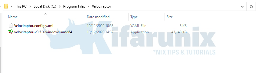 Install Velociraptor Client on Linux and Windows Systems