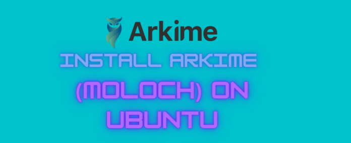 Install Arkime (Moloch) Full Packet Capture tool on Ubuntu