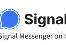 Install Signal Messenger on Ubuntu 20.04