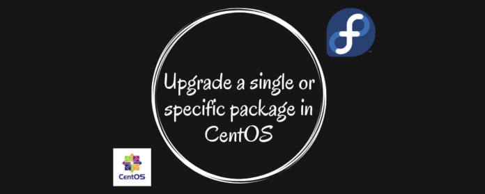 Upgrade a Single package on Ubuntu