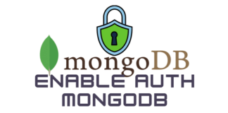 Enable Authentication on MongoDB