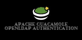 Setup Apache Guacamole OpenLDAP Authentication