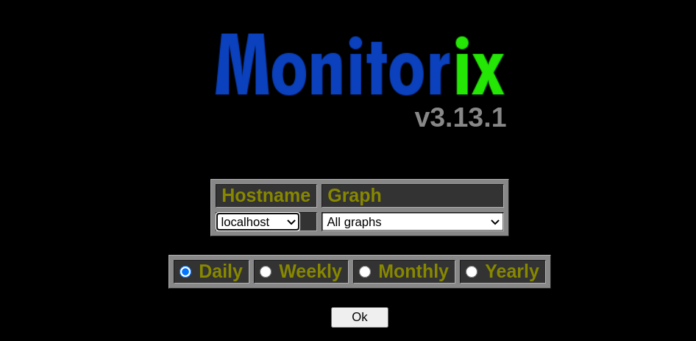 Install Monitorix on Ubuntu 20.04