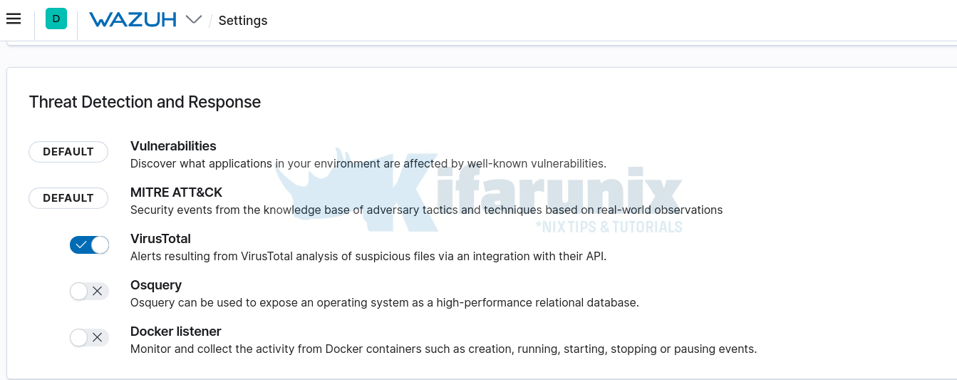 Detecting Malicious Files with Wazuh and VirusTotal